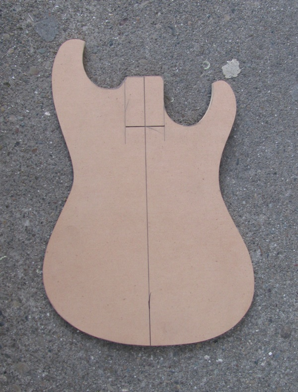 bass guitar body templates wood project guitar pickup routing templates